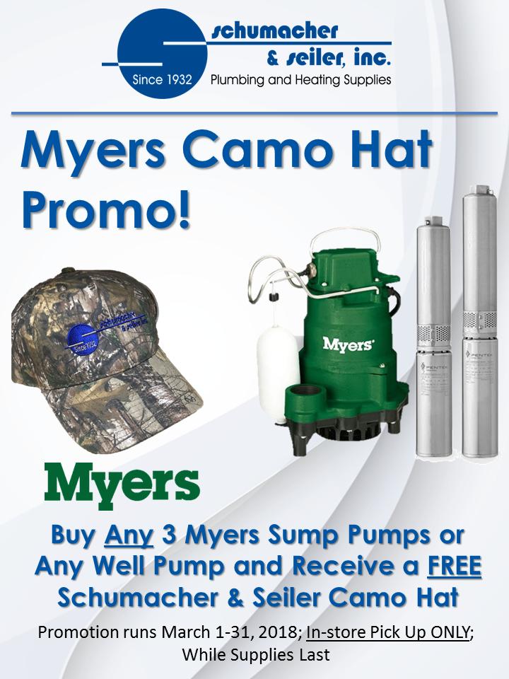 Camo Hat Promo- Myers