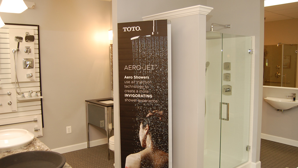 Model Custom Home Timonium MD Contemporarybathroom